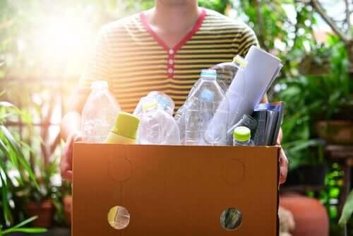 Сократить количество отходов переработкой пластика