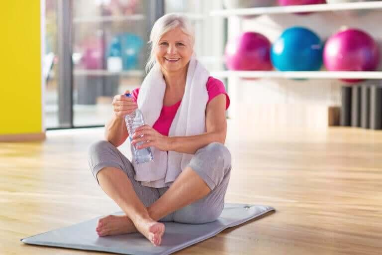 Упражнения и остеоартрит