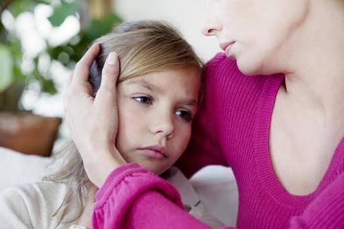 Девочка страдает от апноэ