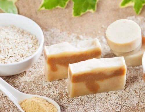 Использовать остатки мыла