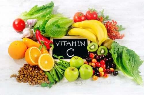 Витамин С и молодость кожи