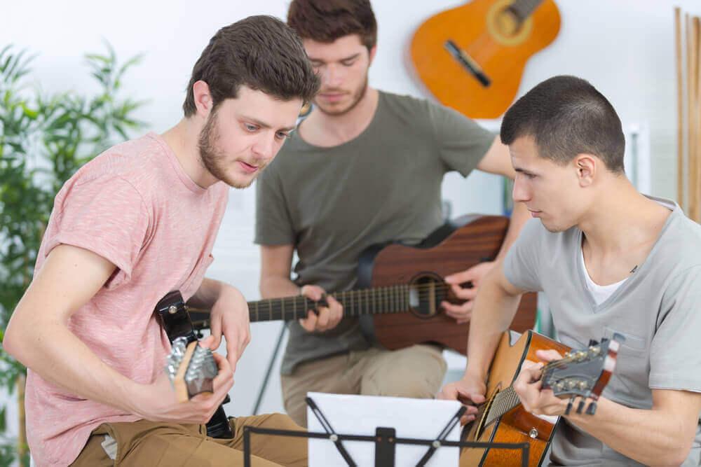Музыкальные внеклассные занятия