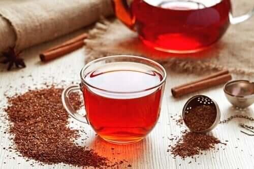Как лечить железодефицитную анемию и чай ройбуш