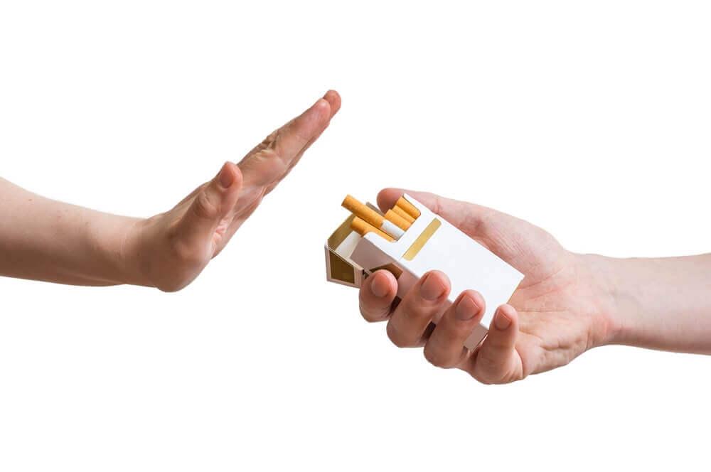 Сосудистая деменция и отказ от табака