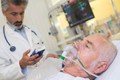 Приступ астмы и кислород
