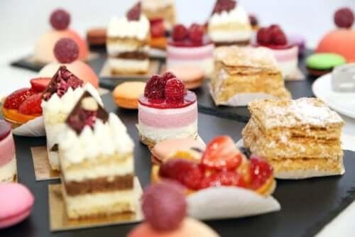 Три рецепта десертов, идеальных для семейных торжеств