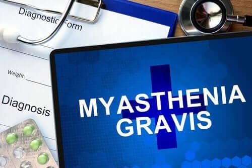 Миастения гравис, что это за болезнь?