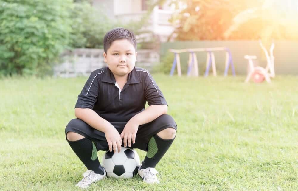 Ожирение у детей и спорт