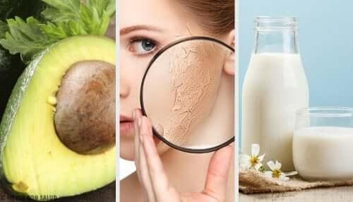 10 лучших домашних рецептов для увлажнения сухой кожи