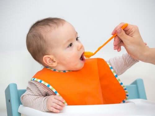 Начинаем прикорм: чем так полезно фруктовое пюре?