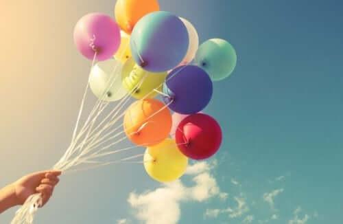 Воздушные шары: 16 интересных идей для декора