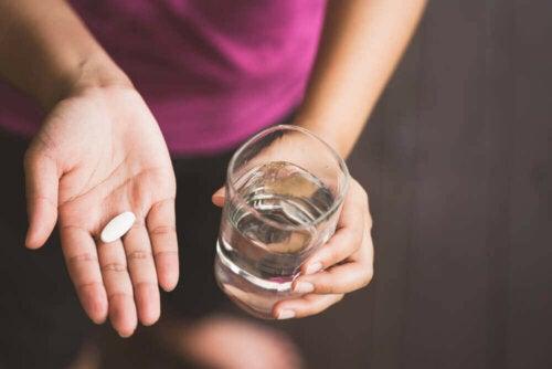 Норфлоксацин в таблетках