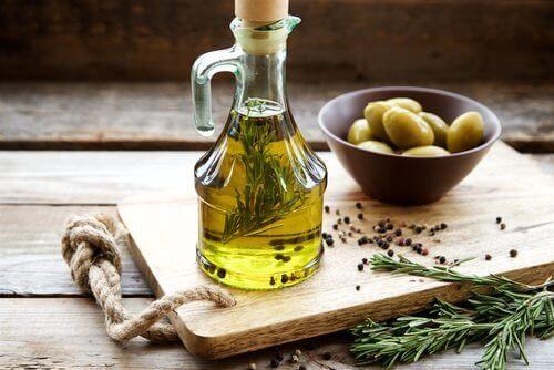 Растительные масла и оливковое масло