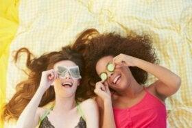 Как правильно использовать чайные пакетики для глаз?