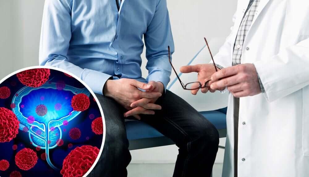 Рак простаты и симптомы