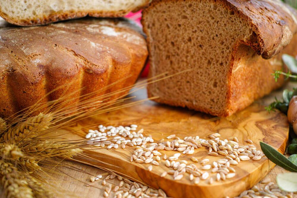 Хлеб и зерна