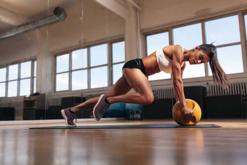 Молочная кислота и силовые тренировки