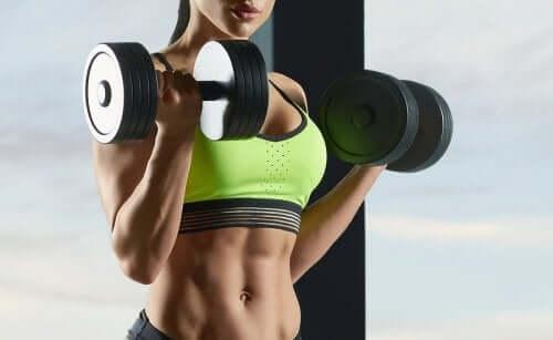 Молочная кислота и ее роль при выполнении физических упражнений