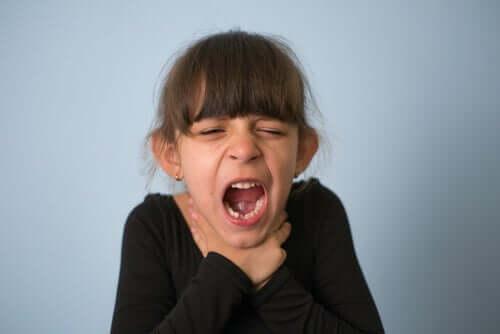 Удушье у детей: что делать и как можно это предотвратить?