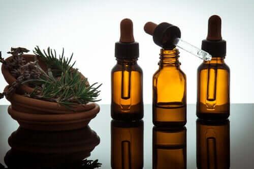 Эфирные масла и вывих голеностопного сустава