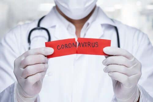 Это не более чем мифы о коронавирусе!