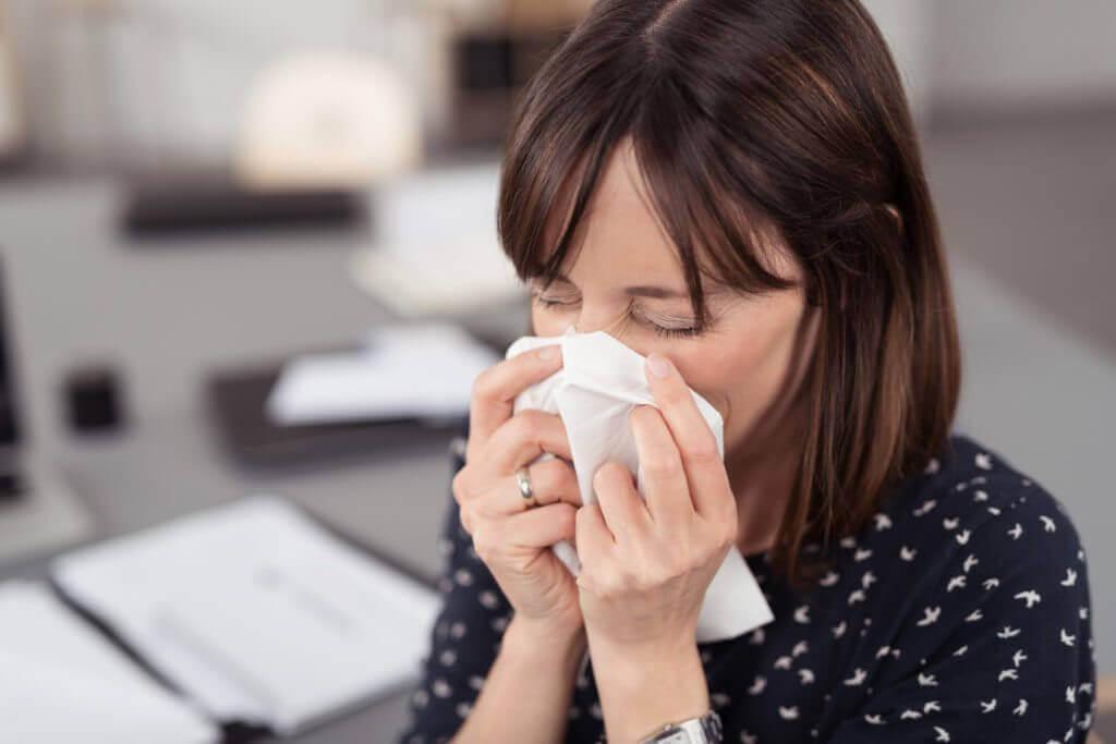 Насморк и грипп