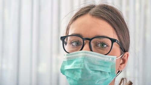 Очки у медперсонала