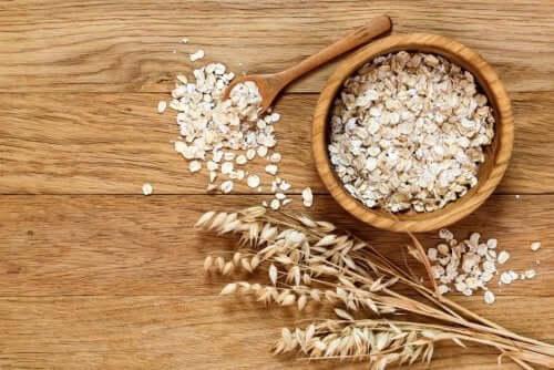 Овсянка поможет понизить холестерин