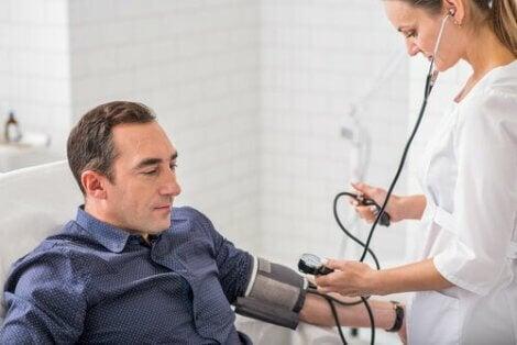 Гипертония у мужчин