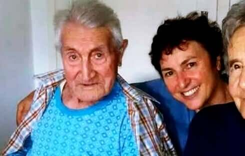 Итальянец в возрасте 101 года смог победить коронавирус!