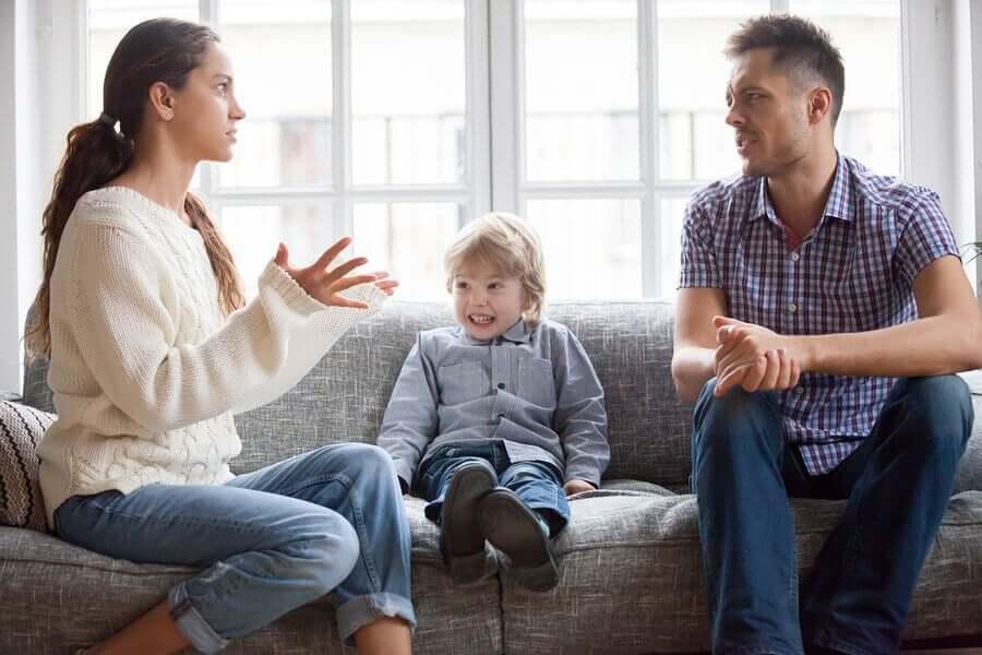 Споры и мир в семье