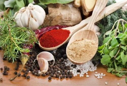 Специи и травы позволят вкусно и правильно питаться
