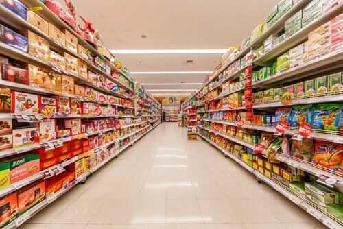 Защититься от коронавируса в супермаркете