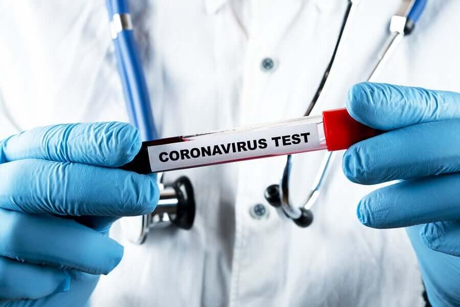 Типы тестов для выявления коронавируса