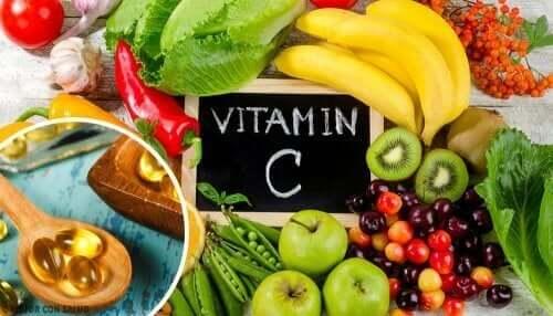 Как правильно питаться с витамином С