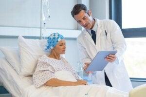 Какими могут быть побочные эффекты лечения рака?