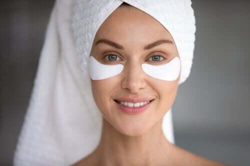 Как избавиться от синяков под глазами с помощью масел