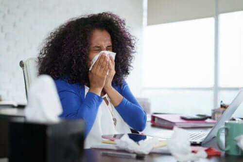 Как развивается аллергия?