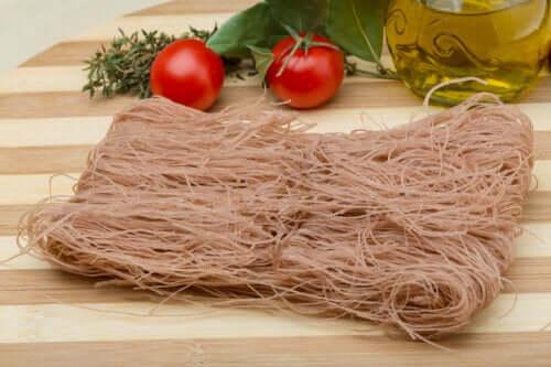 Цельнозерновая паста и ее преимущества для здоровья