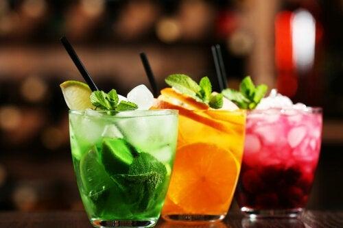 Безалкогольные коктейли: 5 рецептов для вашего праздника