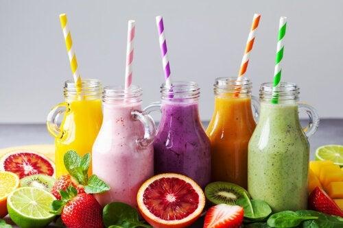 Идеальный здоровый коктейль для вашего образа жизни