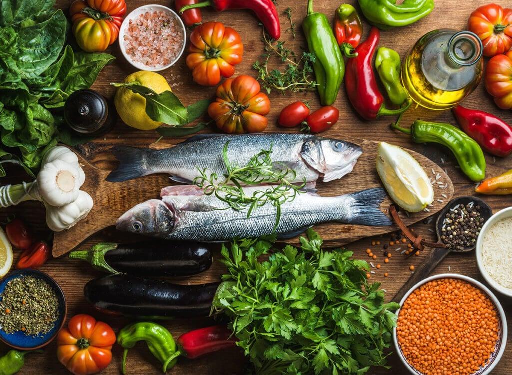 Польза средиземноморской диеты для здоровья