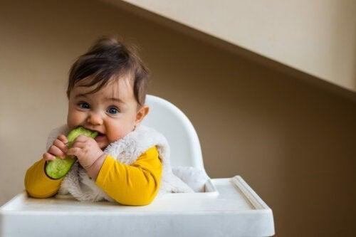 Когда и как добавлять огурец в рацион малыша?