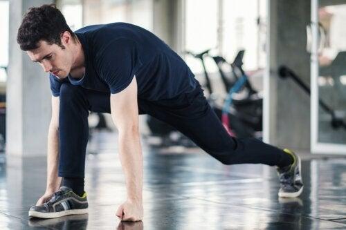 Важность разминки и растяжки во время тренировок