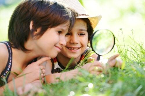 Чем заняться с детьми летом? 12 советов