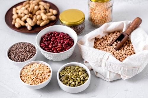 Потребление растительного белка увеличит продолжительность жизни!